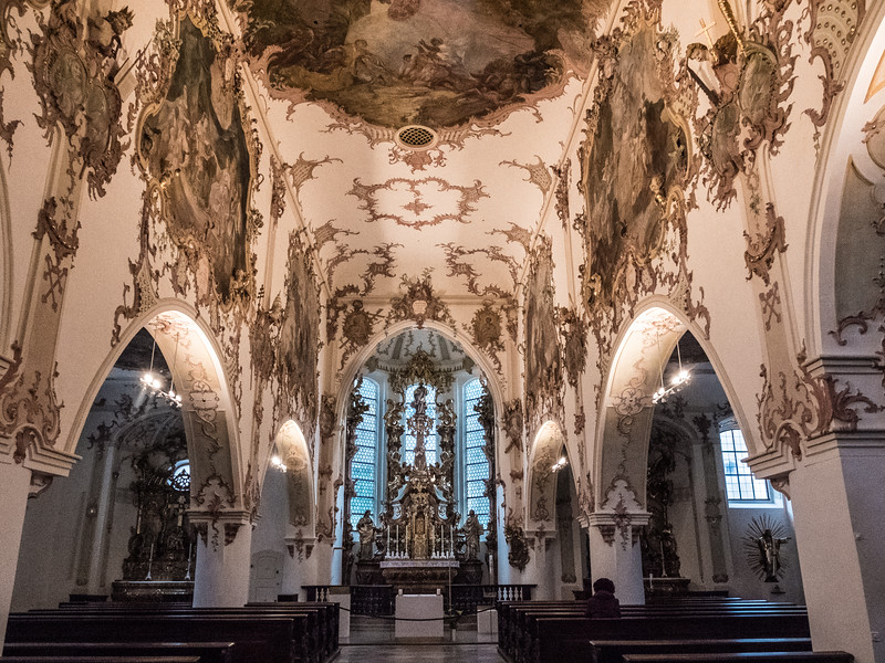 Church, Regensburg, Germany