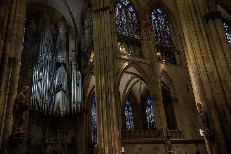 Regensburg Cathedral, Germany