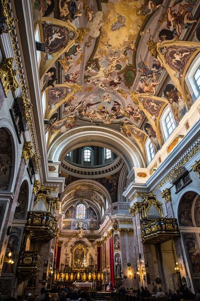 Cathedral of Ljubljana, Slovenia