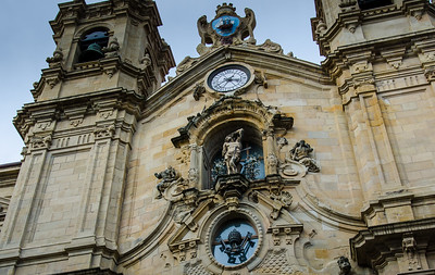 Cathedral of San Sebastian, Spain
