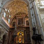 Christian altar, The Mezquita, C�rdoba, Spain