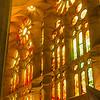 Basilica of the Sagrada Familia, Barcelona, Spain