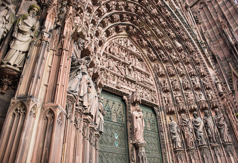 Strasbourg Cathedral, France