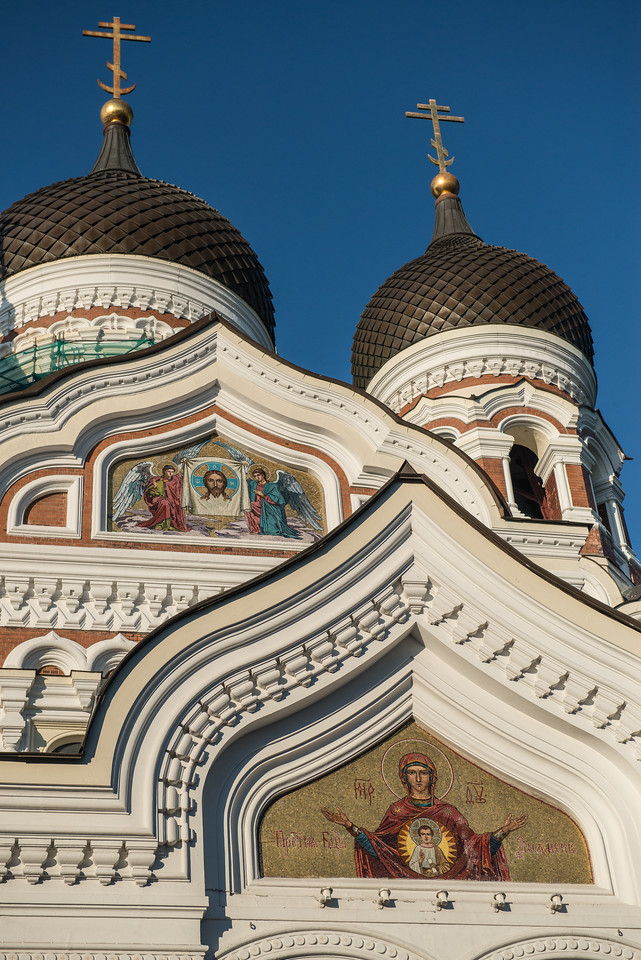Nevsky Church, Tallinn, Estonia
