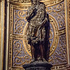 Donatello's John the Baptist, Siena Cathedral, Italy