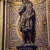 Donatello's John the Baptist, Siena Cathedral, Italy