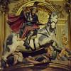 Santiago the Moor Killer, Burgos Cathedral, Spain