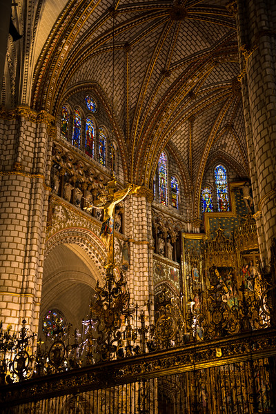 Cathedral of Toledo, Spain