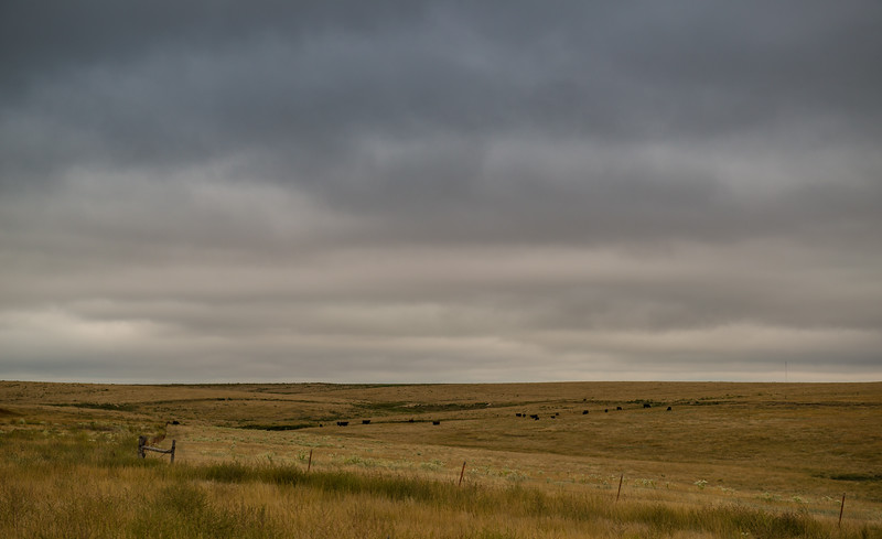Santa Fe Trail, Western Kansas