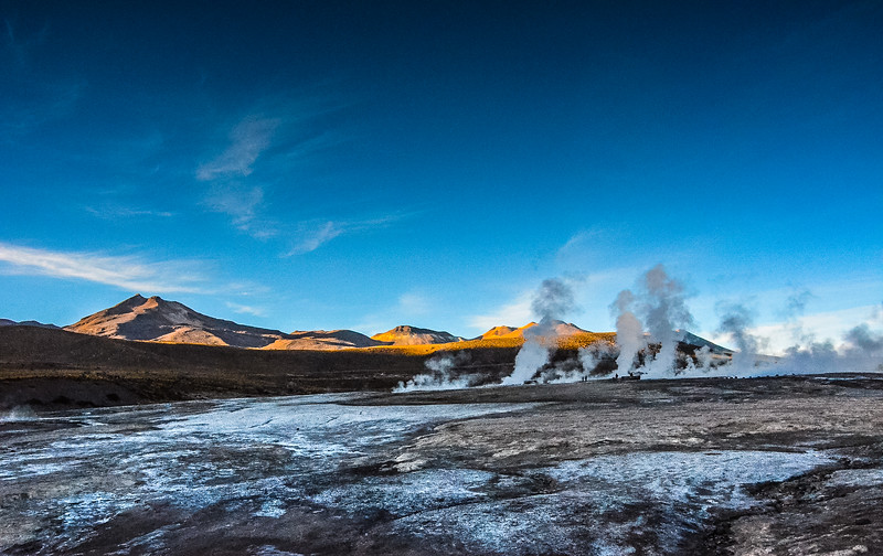 Tatio Geysers, Atacama Desert, Chile