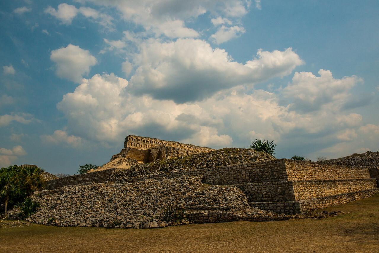 Mayan Ruins, Kabah, Mexico