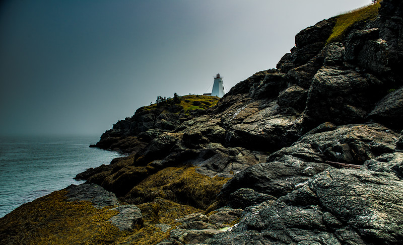 Lighthouse, Grand Manan Island, New Brunswick, Canada