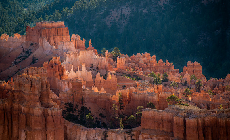 Inspiration Point, Bryce Canyon National Park, Utah