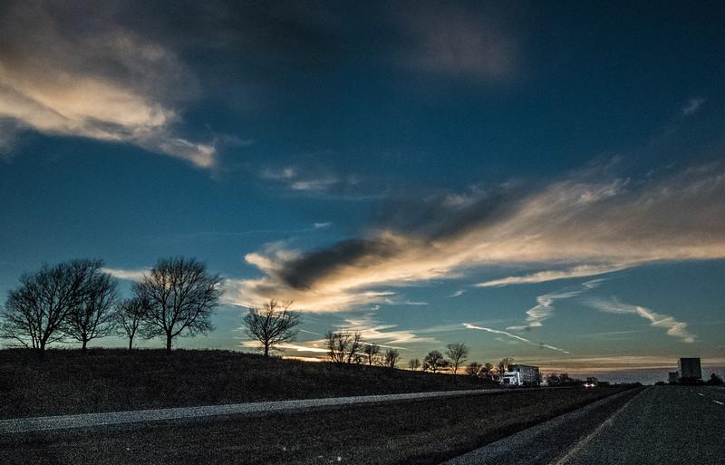 Interstate 80, Iowa