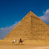 The Pyramids, Giza, Egypt