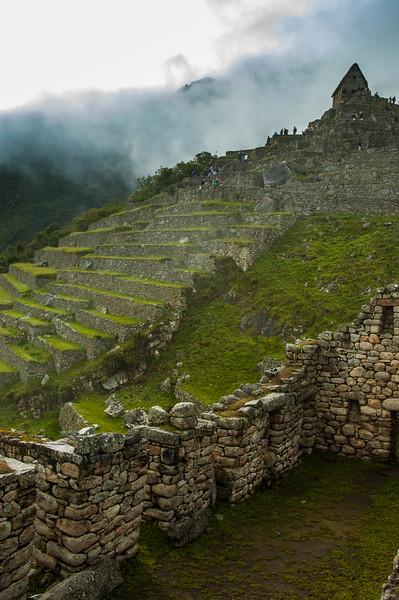 Guard House, Machu Picchu, Peru
