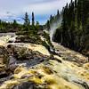 Mars River, Saguenay, Quebec, Canada