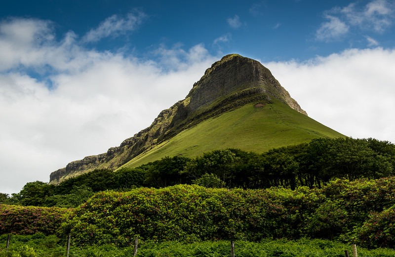 Ben Bulben, Sligo, Ireland