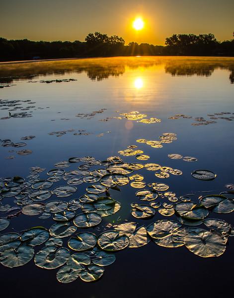 Twin Lake, Golden Valley, Minnesota