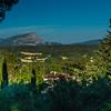 Mont Sainte-Victoire, Aix en Provence, France