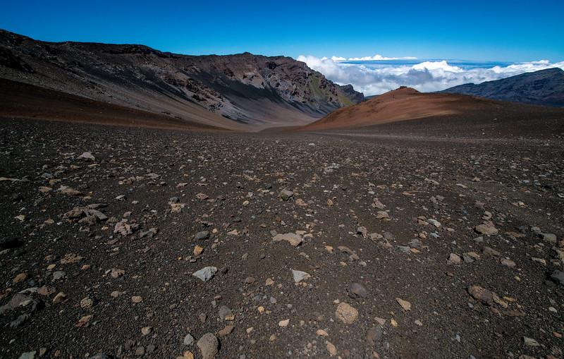 Haleakala Volcano National Park, Maui, Hawaii