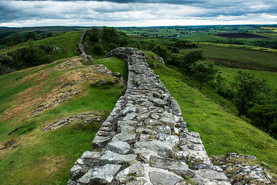 Vindolandia, Hadrian's Wall, England