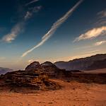 Dawn, Wadi Rum, Jordan