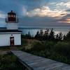 Sunset, Grand Manan Island, New Brunswick, Canada