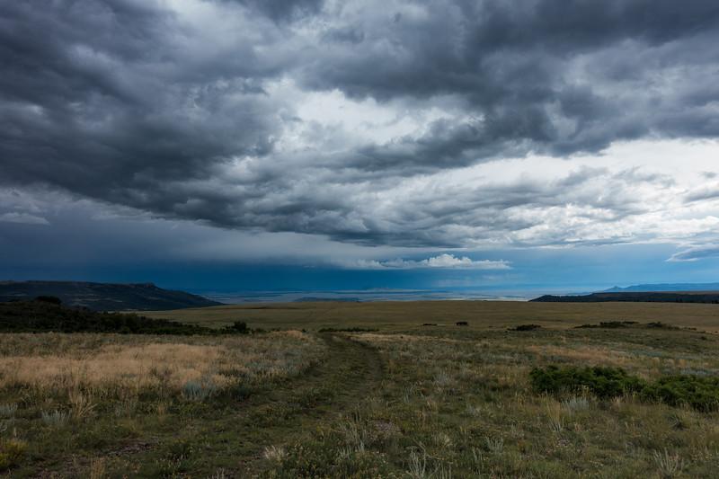 Horse Mesa Plateau, New Mexico
