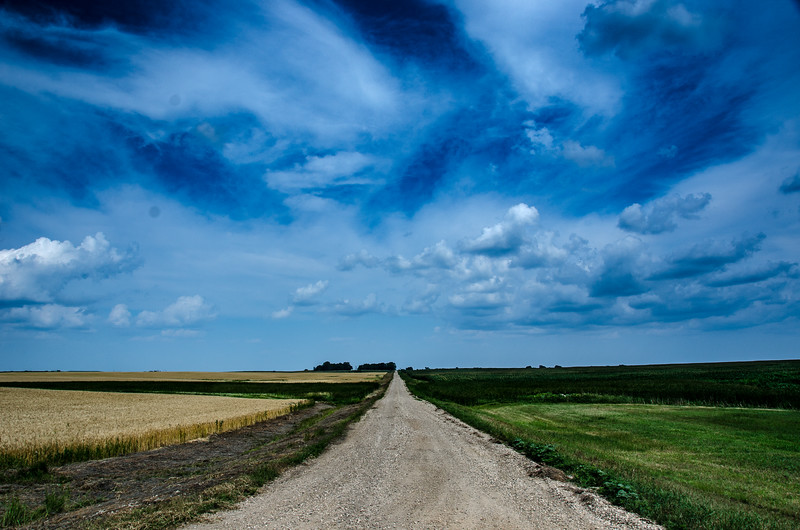 Gravel Road, South Dakota