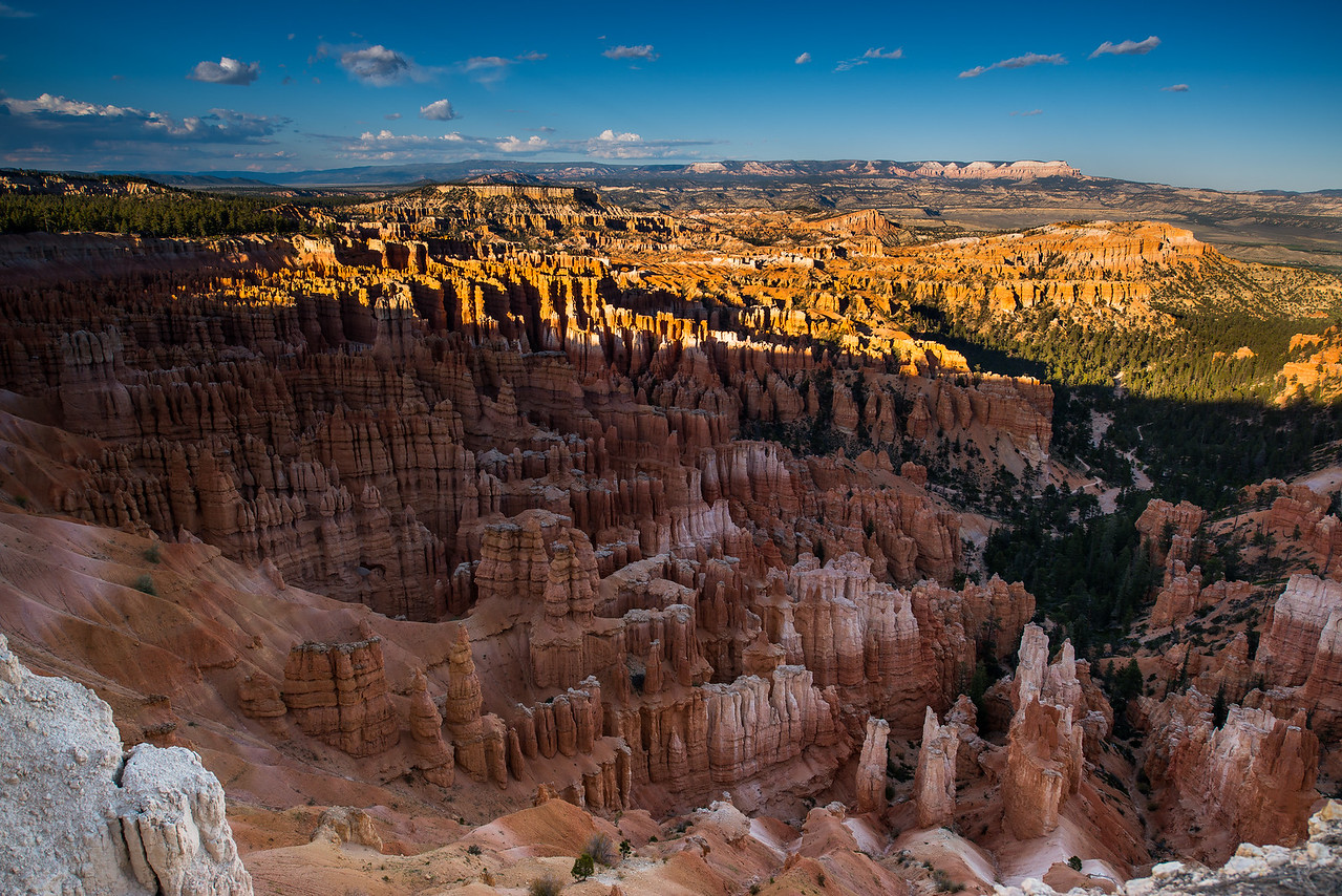 Inspiration Point, Bryce National Park, Utah