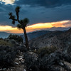 Keys View, Joshua Tree National Park, California
