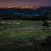 Alpenglow, Horse Mesa Ranch, New Mexico