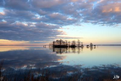 Island at Lake MM