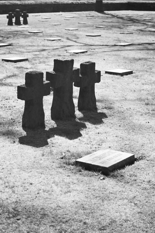 Langemarck German military cemetery