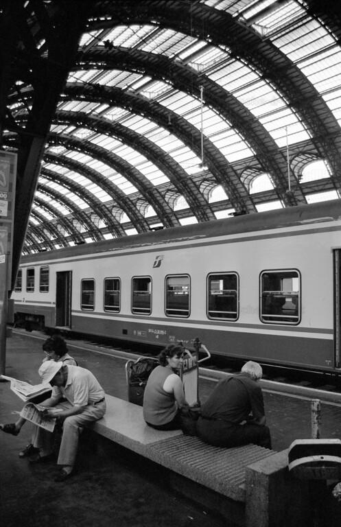 Station, Milan