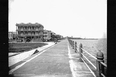 East Battery Waterfront 1901