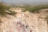 Tourists, Ephesus, Turkey