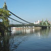 HAMMERSMITH BRIDGE by Brian Mooney