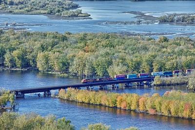 Wisconsin River Delta 7