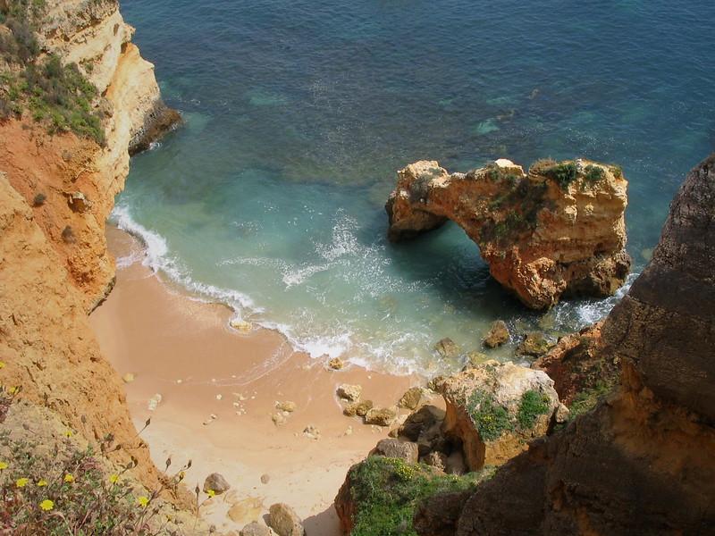 Golden Beaches, Clear Blue Sea