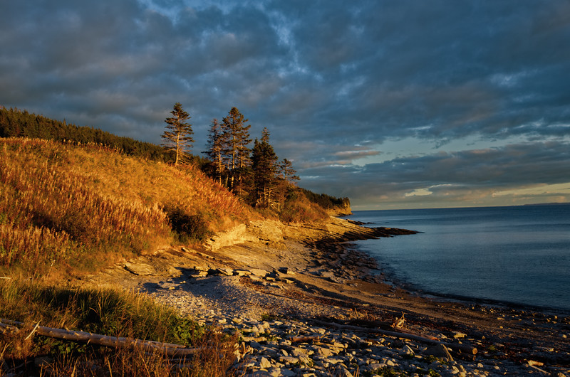 Gaspésie Sunset