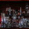 GLASS-WARE CLUTTER by MIKE MCKAY