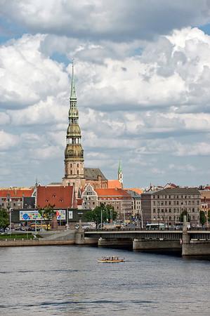 Riga, Latvia.