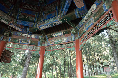 Gallery, Summer Palace, Beijing, China