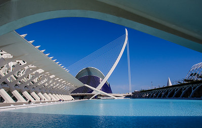 City of Industry, Valencia, Spain