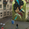 Mural, Heidelberg, Germany