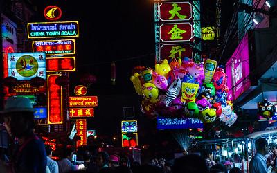 Chinatown, Bangkok, Thailand