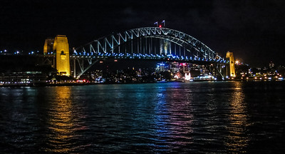 Sydney Harbour Bridge, Sydney, Austalia