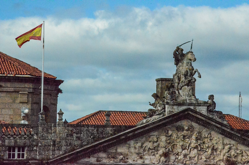 City Hall, Santiago, Spain